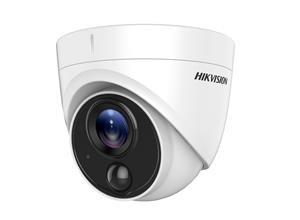 Camera de supraveghere IP Hikvision TurboHD Dome DS-2CE71H0T-PIRLPO, White