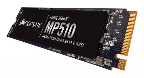SSD Corsair Force MP510 240GB, M.2 PCIe Gen3 x4 NVMe, 3100/1050 MB/s