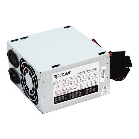 Sursa Spacer SP-GP-500, 500W, White