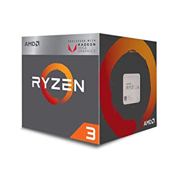 Procesor AMD Ryzen 3 2200G AWYD2200C5FBBOX, 3.5GHz, 4MB, Socket AM4