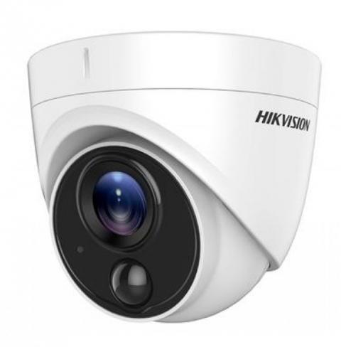 Camera de supraveghere IP Hikvision Turbo HD Dome DS-2CE71D0T-PIRLPO, White