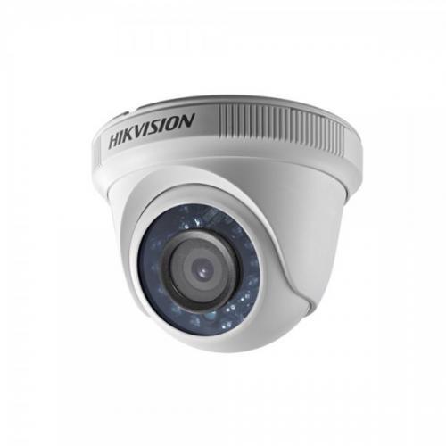 Camera de supraveghere IP Hikvision Turbo HD Dome DS-2CE56D0T-IRF-28, White