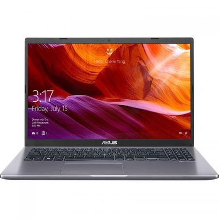 "Notebook ASUS X509FA-EJ075, 15.6"" LED FullHD, Intel Core i3-8145U 2.1GHz (pana la 3.9GHz), RAM 4GB DDR4, SSD 256GB, video Intel UHD Graphics 620, EndlessOS"