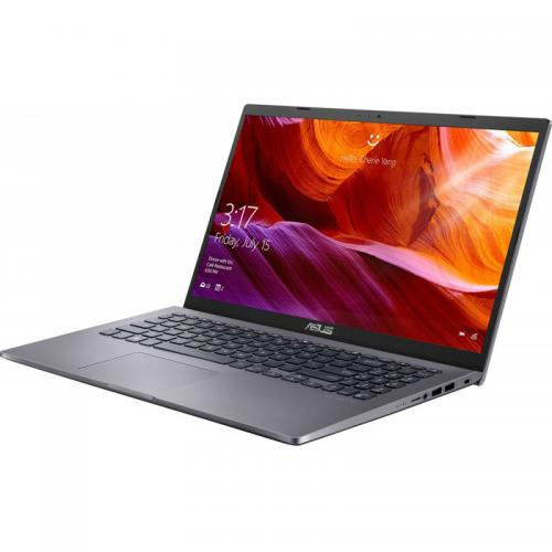 "Notebook ASUS X509FA-EJ077, 15.6"" FullHD LED, Intel Core i5-8265U 1.6GHz 4C/8T (pana la 3.9GHz), RAM 8GB DDR4, SSD 256GB, video Intel UHD Graphics 620, TPM, EndlessOS"