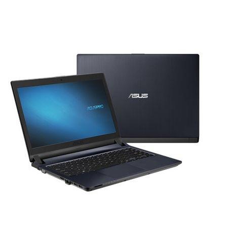 "Notebook ASUSPro P1440FA-FA0080, 14"" FullHD LED, Intel Core i5-8265U 1.6GHz 4C/8T (pana la 3.9GHz), RAM 4GB DDR4, SSD 256GB, video Intel UHD Graphics 630, DRW, LAN, TPM, 3 ani garantie"