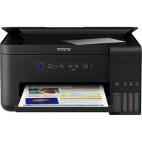 1 x Multifunctional inkjet color CISS Epson L4150, A4, printare, copiere, scannare, 33ppm, USB2.0, wireless