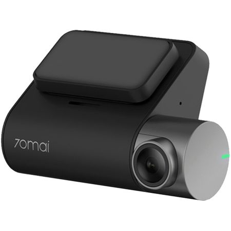 Camera auto DVR Xiaomi 70mai PRO, 2.7K , WDR, G-sensor, Wi-Fi, Comenzi vocale (Negru)