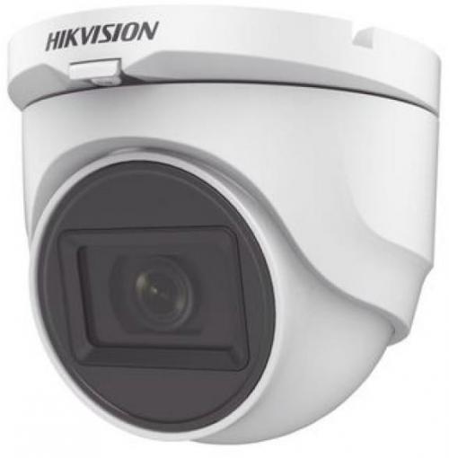 Camera de supraveghere IP Hikvision Turbo HD Dome DS-2CE76H0T-ITMFS2, White