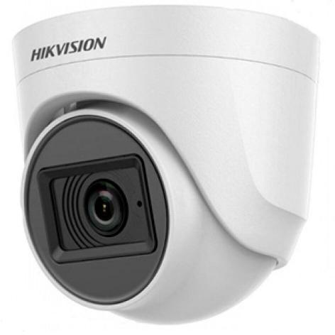 Camera de supraveghere IP Hikvision Turbo HD Dome DS-2CE76D0T-ITPFS2, White