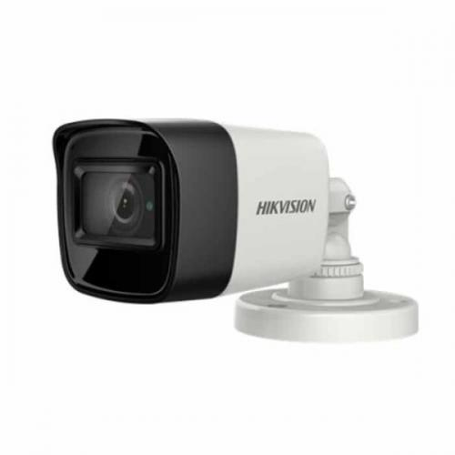 Camera de supraveghere IP Hikvision Turbo HD Bullet DS-2CE16D0T-ITFS28A, White