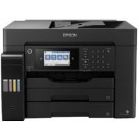 1 x Multifunctional inkjet color CISS Epson L15150, A3 (Printare, Copiere, Scanare, Fax), duplex, 25/12ppm, DADF, LAN, Wi-Fi direct