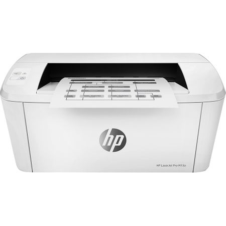 Imprimanta laser monocrom HP LaserJet Pro M15W, A4, 18ppm, wireless, USB