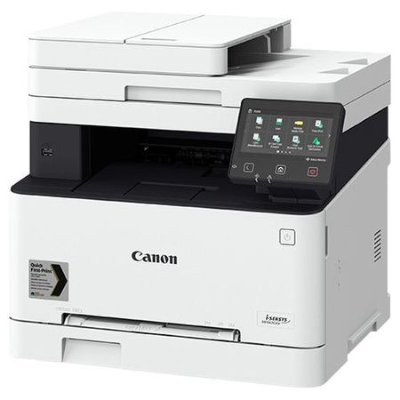 Multifunctional laser color Canon MF643CDW, A4, 21ppm, duplex print, R-ADF, USB, LAN, Wireless