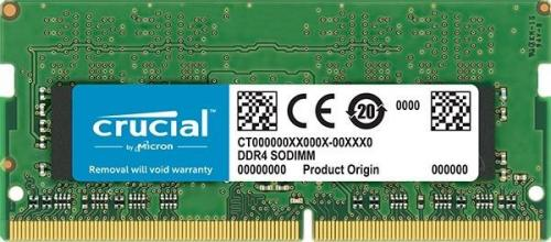 Memorie Crucial CT4G4SFS8266, 4GB DDR4, 2666MHz, CL19