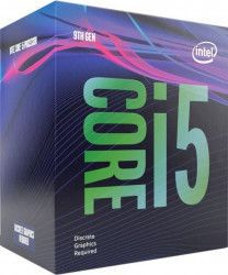 Procesor Intel Core i5-9500F, 3.0GHz, 9MB, Socket 1151, Box