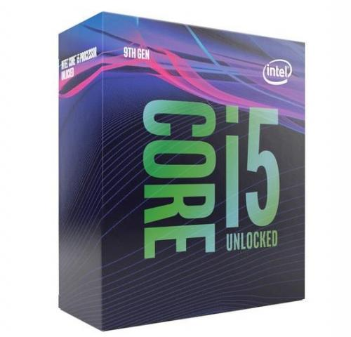Procesor Intel Core i5-9600, 3.10GHz, 9MB, Socket 1151, Box