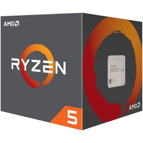 Procesor AMD Ryzen 5 1600, 3.2GHz, 19MB, Socket AM4, Box