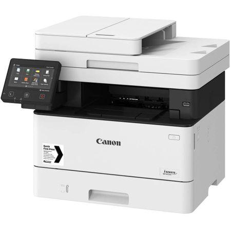 Multifunctional laser monocrom Canon MF443DW, A4 (Printare, Copiere, Scanare), viteza 38ppm, duplex, DADF, USB 2.0, LAN, Wireless