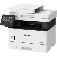 1 x Multifunctional laser monocrom Canon MF443DW, A4 (Printare, Copiere, Scanare), viteza 38ppm, duplex, DADF, USB 2.0, LAN, Wireless
