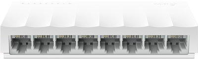 Switch TP-Link LS1008, White