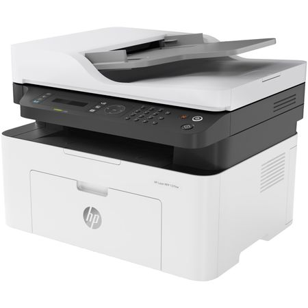 Multifunctional laser monocrom A4 HP laser MFP 137fnw, print/copy/scan/fax, 20ppm, ADF, USB, LAN, wireless