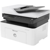 1 x Multifunctional laser monocrom A4 HP laser MFP 137fnw, print/copy/scan/fax, 20ppm, ADF, USB, LAN, wireless