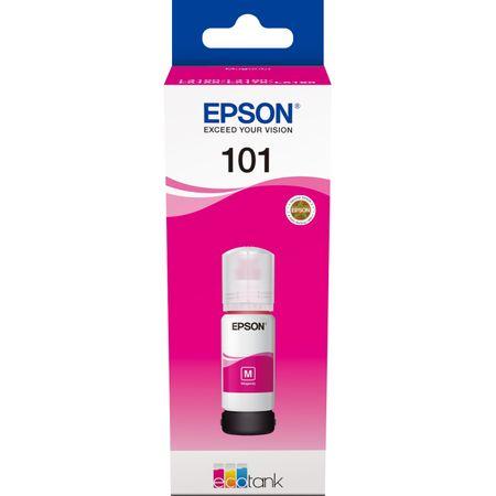 Cartus cerneala Epson 101 ECOTANK , magenta, capacitate 70ml, pentru L6170, L4160, L4150, L6190