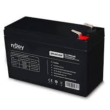 Acumulator UPS nJoy BTVACGUOBTC2FCN01B, Black