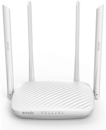 Router wireless Tenda F9, White