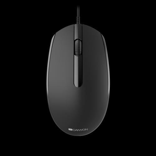 Mouse Canyon CNE-CMS10B, Black