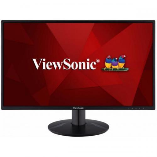 """Monitor Viewsonic VA2405-H, 24"""" FullHD VA, 5ms, VGA, HDMI, BLACK"""