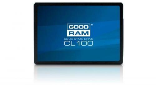 """SSD Goodram CL100 SSDPR-CL100-120-G3, 120GB, SATA III, 2.5"""""""