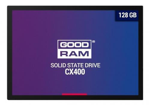 """SSD Goodram CX400 SSDPR-CX400-128-G2, 128GB, SATA III, 2.5"""""""