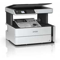 1 x Multifunctional inkjet monocrom CISS Epson M2170, A4, 39ppm, Duplex, USB, retea, wireless