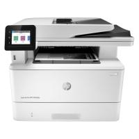 1 x Multifunctional laser monocrom HP LaserJet Pro MFP M428dw, A4 (Printare, Copiere, Scanare), viteza 38ppm, duplex, ADF, USB 2.0, GLAN, Wireless