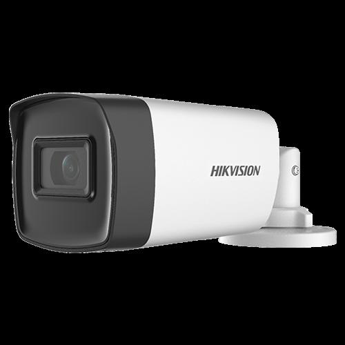 Camera supraveghere Hikvision IP Bullet DS-2CE17H0T-IT3F2C, White