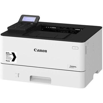Imprimanta laser mono Canon LBP223DW, A4, 33ppm, duplex, retea, wireless, USB