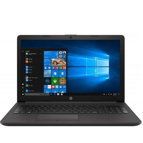 "Notebook HP 250 G7, 15.6"" FullHD, Intel Core i5-1035G1 pana la 3.60 GHz, RAM 8GB DDR4, 256GB SSD, DVD-RW, Intel UHD Graphics, FreeDOS, negru"