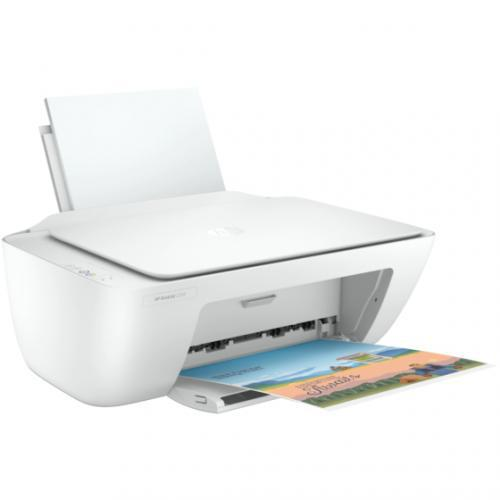 Multifunctional inkjet A4 HP DeskJet 2320 All-in-One (imprimanta/scanner/copiator), A4, 7.5ppm mono/5.5ppm color, USB 2.0