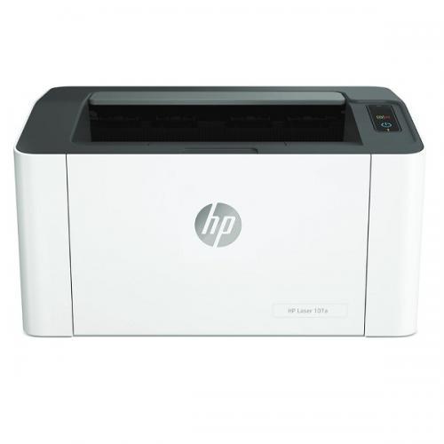 Imprimanta laser monocrom HP LaserJet Pro 107A, A4, 20ppm, USB