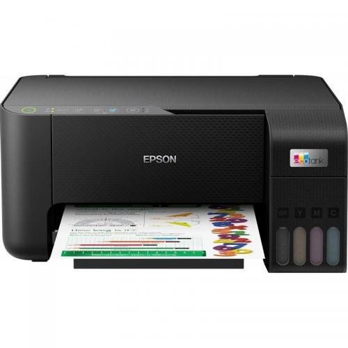 Multifunctional inkjet color Epson EcoTank CISS L3250, A4, viteza 10ppm a/n, 5ppm color, USB 2.0, WI-FI direct, Smart Panel