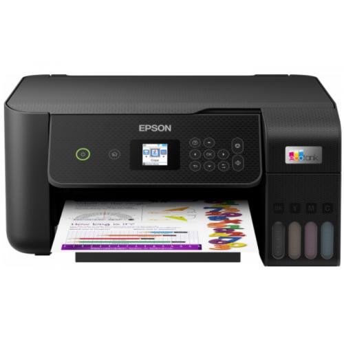 Multifunctional inkjet color Epson EcoTank CISS L3260, A4, viteza 10ppm a/n, 5ppm color, LCD, USB 2.0, WI-FI direct, Smart Panel