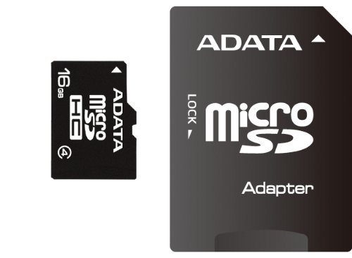 Card memorie A-Data Micro-SDHC 16GB, Class 4