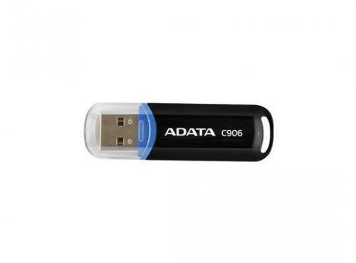 Stick USB A-Data C906, 16GB, USB 2.0, Negru