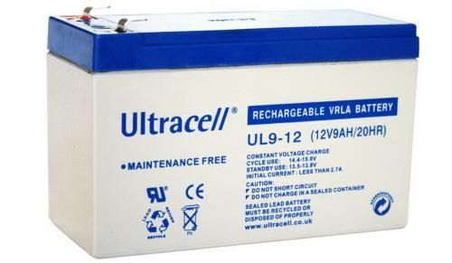Acumulator ULTRACELL 12V 9Ah L