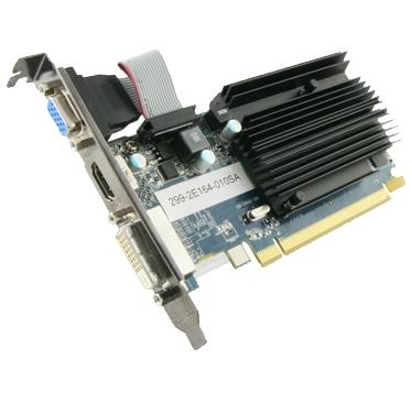 Placa video Sapphire AMD Radeon HD 6450 1GB GDDR3