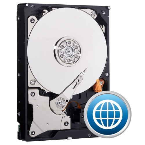 "HDD Western Digital Blue 1TB, 3.5"", 64MB, 7200rpm, SATA 3"