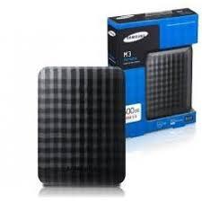 """HDD extern Samsung 500GB, 2.5"""", USB3.0, Negru"""