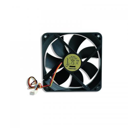 Ventilator / radiator Gembird FANCASE3