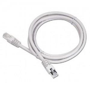 Cablu UTP Gembird Patch cord cat. 5E, 1m, Alb